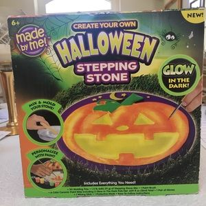 Other - 🎃 👻 Halloween Stepping Stone Kids Craft🎃 👻